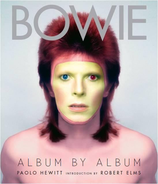 "The cover of ""Bowie: Album by Album"""