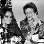 Lunch at the Chateau with  vocalist/actress Dana Gillespie. Pic: Joe Stevens